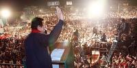 عمران خان کا ممبرسازی مہم کیلئے سرگودھا کا دورہ