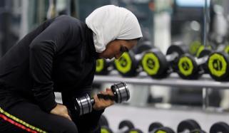 سعودی عرب میں خواتین کو ویٹ لفٹنگ کی اجازت مل گئی
