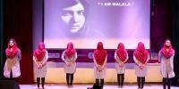 برلن میں ملالہ کی زندگی پر اسٹیج ڈرامہ