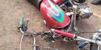 جھنگ: ڈمپر کی موٹر سائیکل کو ٹکر، 5 افراد جاں بحق