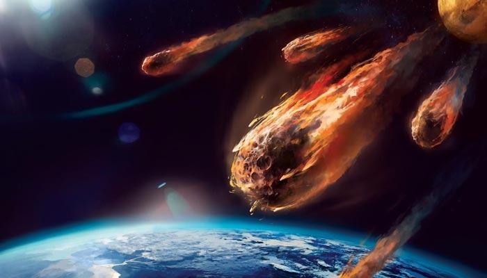 شہاب ثاقب میں سائنس دانوں کی دل چسپی