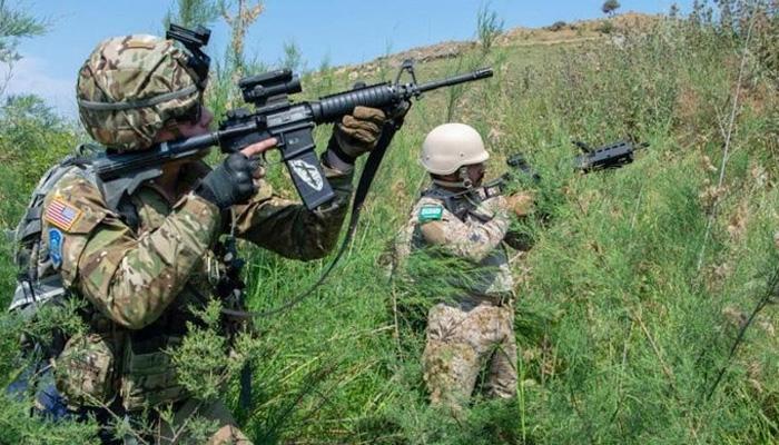 ترکی میں سعودی عرب سمیت مختلف ممالک کی فوجی مشقیں
