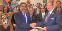 بیلجیئم اور پاکستان میں رابطوں کے ذریعے تجارت میں مزید اضافہ ممکن