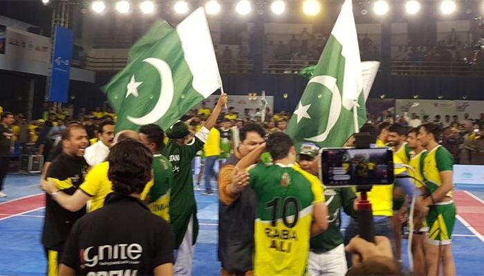 پاکستان سپر کبڈی لیگ اور ہماری ثقافت