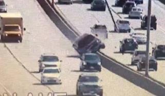 امریکی ریاست وسکونسن میں ڈرائیور کی لاپرواہی