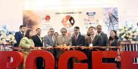 پاکستان آئل اینڈ گیس انجینئرنگ نمائش لاہور میں شروع