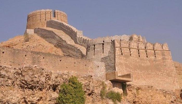 پُراسرار قلعہ ''رنی کوٹ''
