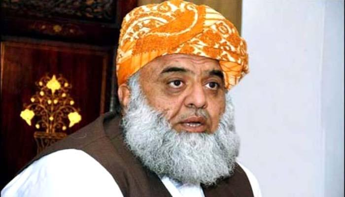 مولانا فضل الرحمٰن کے حکومت سے گلے شکوے