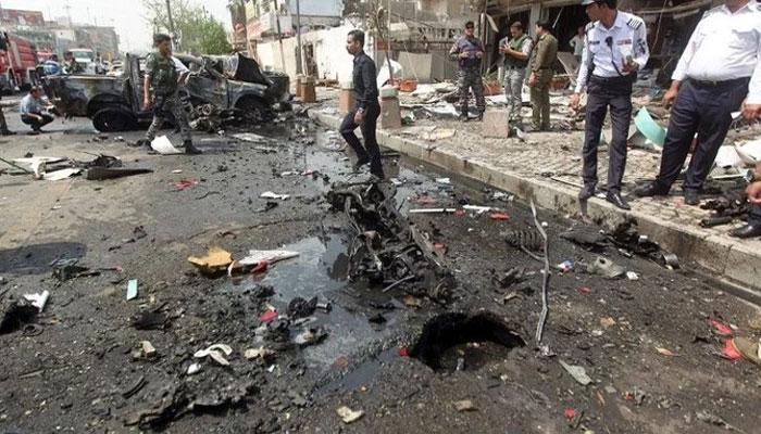 بغداد میں خود کش دھماکا، 8 افراد ہلاک، 30 زخمی