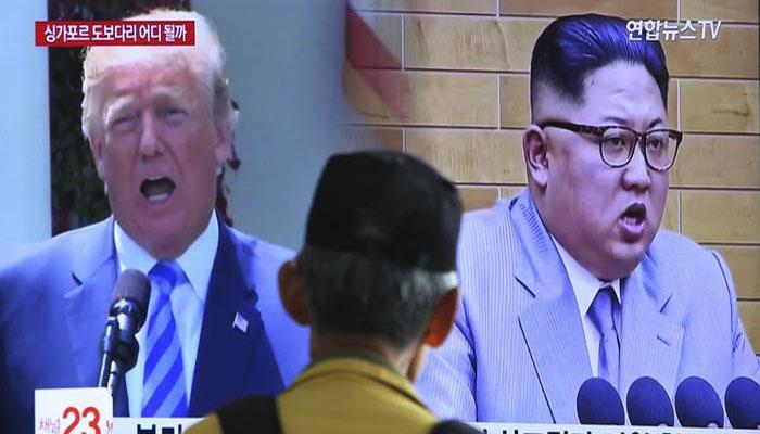 شمالی کوریا کی امریکا کو ملاقات منسوخ کرنے کی دھمکی
