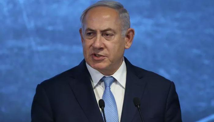 اسرائیل شام میں ایران کیخلا ف جنگ کیلئے تیار ہے، نیتن یاہو کی دھمکی
