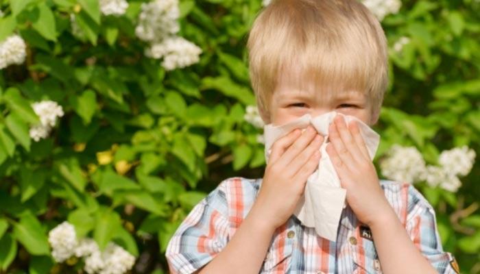 بچوں کو الرجی سے محفوظ رکھیں