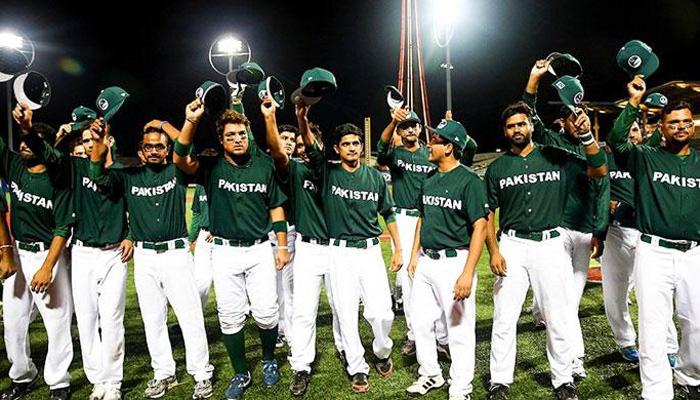 پاکستان ٹیم بیس بال انڈر 12 اور 18 ایشیاء کپ کھیلے گا