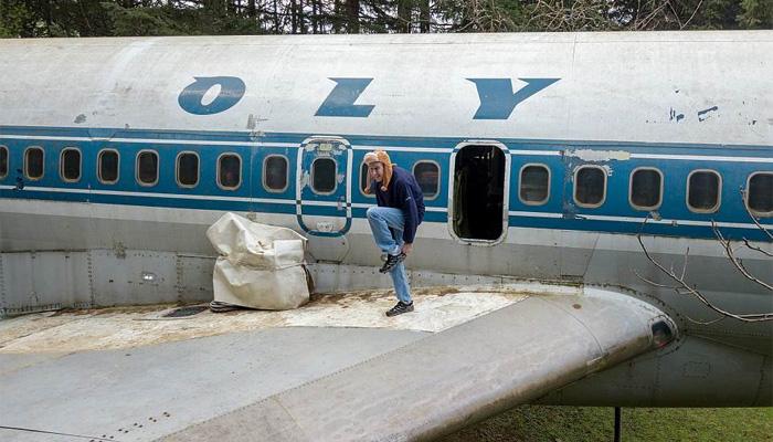 امریکہ،پرانے جہاز کو شاندار گھرمیں تبدیل