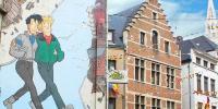 برسلز میں ہم جنس پرستوں کے لئے پہلی رہائش گاہ کھل گئی