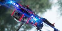 چین کے شہر تیانجن میں ڈرون ریسنگ