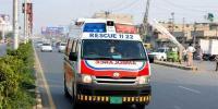 سرگودھا، چنگ چی رکشہ پر ڈمپر چڑھ گیا، 8 افراد جاں بحق