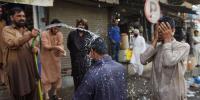 کراچی میں ہیٹ ویو کا ایک اور دن، درجہ حرارت 43 ڈگری