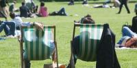 برطانیہ میں گرمی کی لہر کی وارننگ جاری