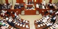 کے پی حکومت کا آئندہ مالی سال کا بجٹ پیش نہ کرنے کا فیصلہ