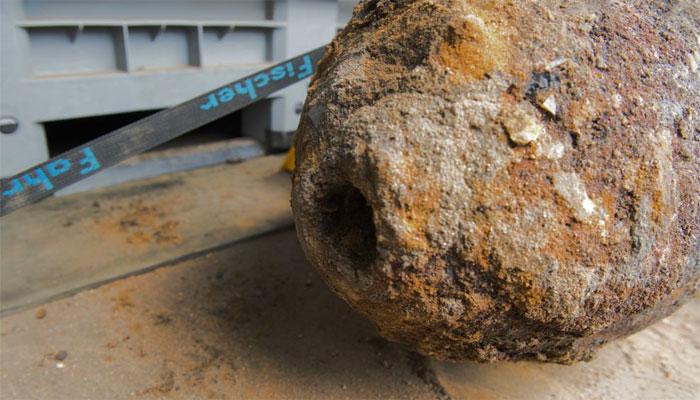 دوسری جنگ عظیم کا بم ناکارہ بنانے میں ناکامی،9ہزارافراد کی نقل مکانی