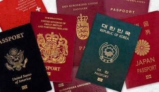 جاپان نے دنیا کےسب سےطاقت ور پاسپورٹ کا اعزاز حاصل کرلیا