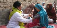 صحت کے شعبے میں پاکستان، بھارت اور بنگلادیش سے پیچھے