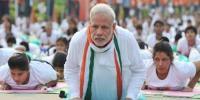 آلودہ بھارت میں فٹنس چیلنج کی گونج