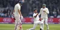 لارڈز ٹیسٹ،پاکستانی بولرز چھاگئے، انگلینڈ 184پر ڈھیر