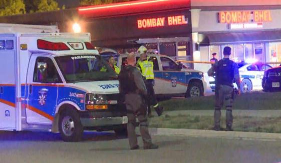 کینیڈا: مسی ساگا کے ریسٹورنٹ میں دھماکا