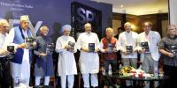 خفیہ ایجنسیوں کی مشترکہ کتاب کی دہلی میں رونمائی