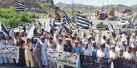 جمعیت علمااسلام ف کا اسمبلی کے گھیراؤ کا اعلان