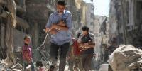 شام میں فضائی حملہ ، 12 جنگجو ہلاک