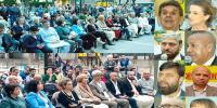 اسپین: مسلمانوں کامقامی افرادکیلئے ' اوپن افطار ڈنر' کا اہتمام