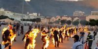 جنوبی افریقہ: خود کو آگ لگانے کا عالمی ریکارڈ قائم