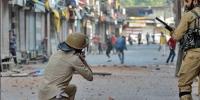 مقبوضہ کشمیر میں بھارتی فورسزکی فائرنگ سے5 نوجوان شہید