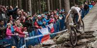 جمہوریہ چیک میں ماؤنٹین بائیک کراس کنٹری ورلڈ کپ کا آغاز
