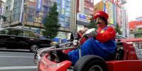 مشہور وڈیو گیم سپر ماریو کے مقبول کردار کاجاپان کی سڑکوں پرگشت