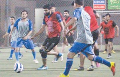 سعودی عرب نے لیژر ڈپلومیٹک لیگ فٹ بال چیمپئن شپ جیت لی