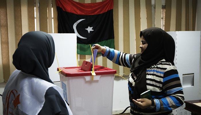 متحارب لیبیائی رہنما دسمبر میں انتخابات کے انعقاد پر رضا مند