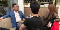 حسین حقانی، ریحام خان اور نئی کتاب
