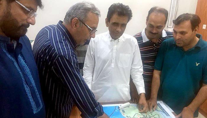 ایم کیو ایم رہنما حیدر عباس رضوی کی کراچی آمد