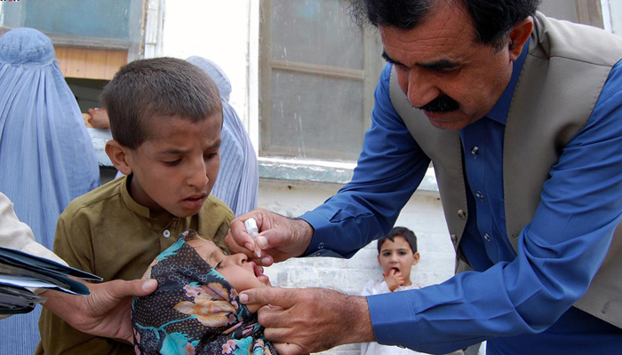 بلوچستان کےضلع دکی سے پولیو کا تیسرا کیس رپورٹ