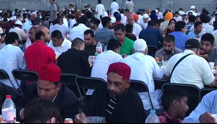 بین المذاہب ہم آہنگی، منہاج القران اسپین کا افطار