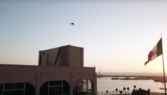 جرائم پیشہ افراد کو پکڑنے کے لیے ڈرون آگئے