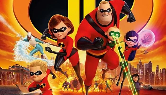'دی انکریڈیبلز2' کانیا ٹریلر جاری، فلم 15 جولائی کو ریلیز ہوگی