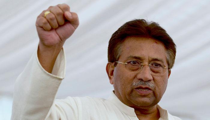 پرویز مشرف کا کل سپریم کورٹ میں پیشی سے انکار