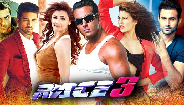سلمان خان کی فلم 'ریس تھری'کی ریلیز میں دو دن باقی
