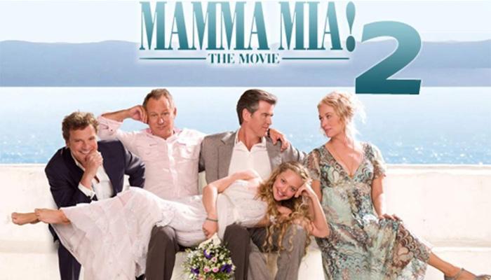 برٹش امریکن کامیڈی فلم 'ماما میا:ہیئر وی گو اگین'کی نئی جھلکیاں جاری