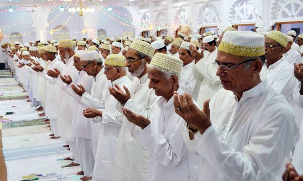 بوہری برادری کی آج عید الفطر